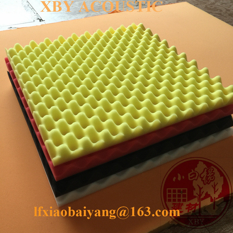 Flame Retardant White Tiles Melamine Acoustic Basotect Foam Acoustic Panel Wall Panel Ceiling Panel Decoration Panel