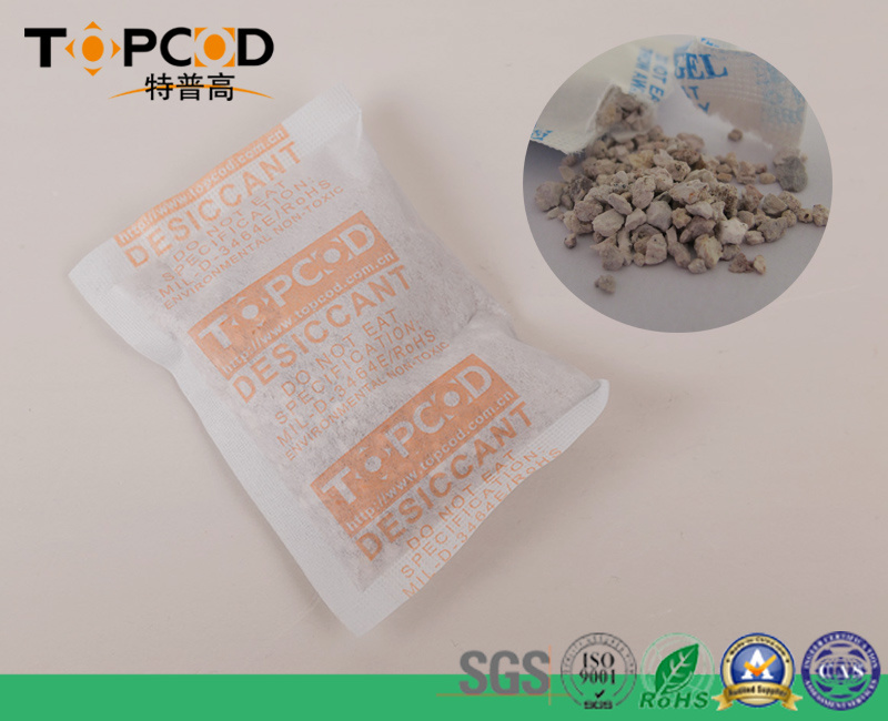 Desiccant Clay Used for Garment Packing in Bangladesh