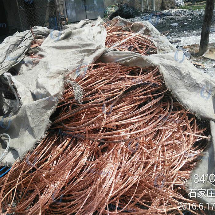 High Quality Bulk Pure Millberry Copper Scrap Copper Scrap 99.95%, Copper Scrap Wire
