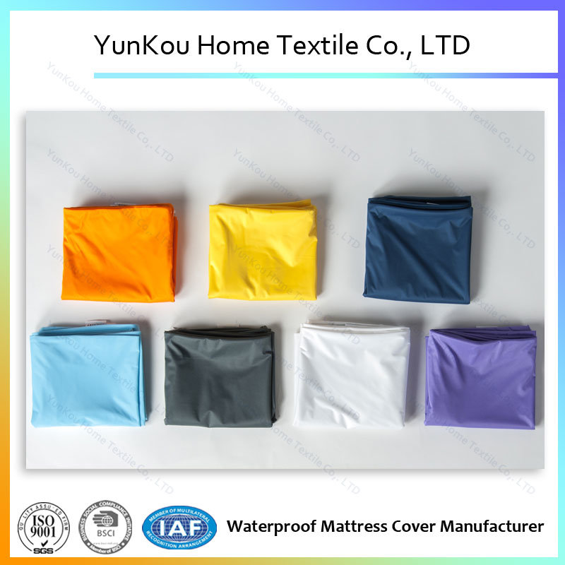 Colourful Waterproof Mattress Encasements