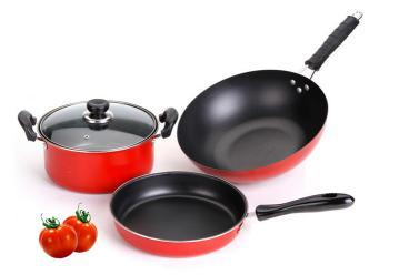 4PCS Hot Sale Stainless Steel Cookware Sale