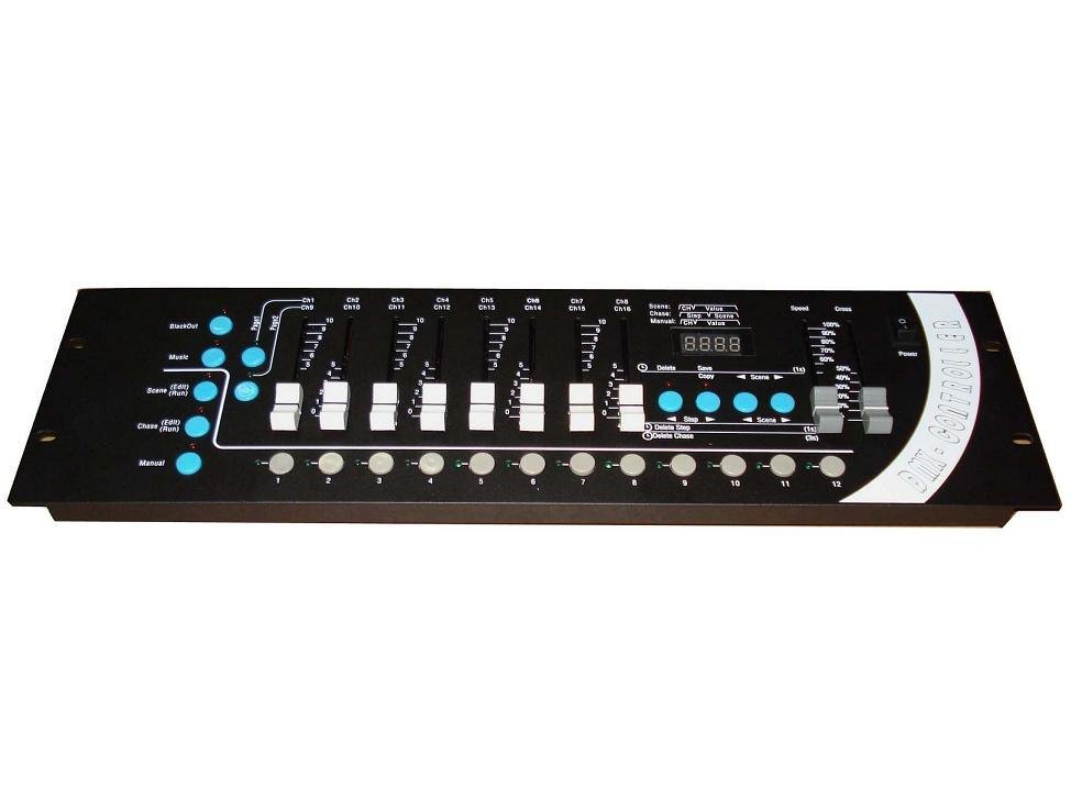 High Quality 192 DMX Channels Controller for Stage Disco Lighting Nj-C192