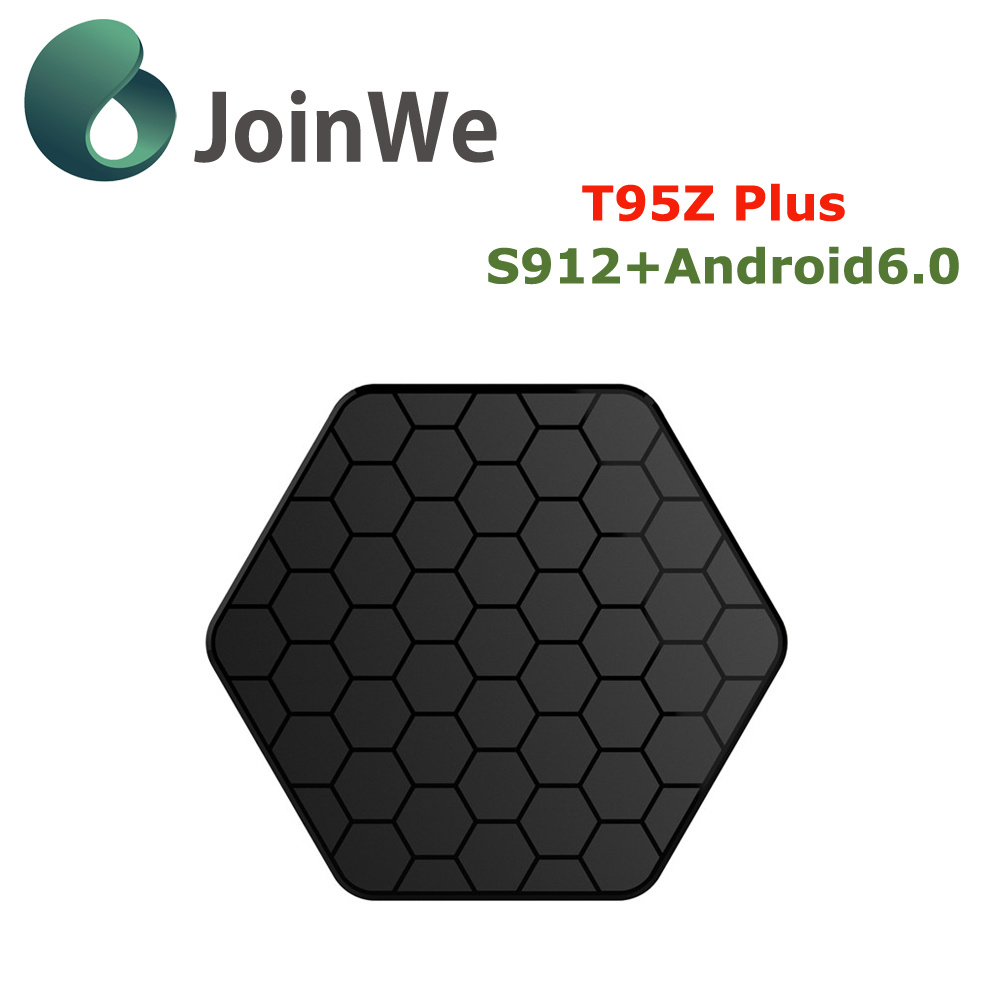 Cheapest Android TV Box S912 Android 6.0 TV Box T95z Plus 2g/16g