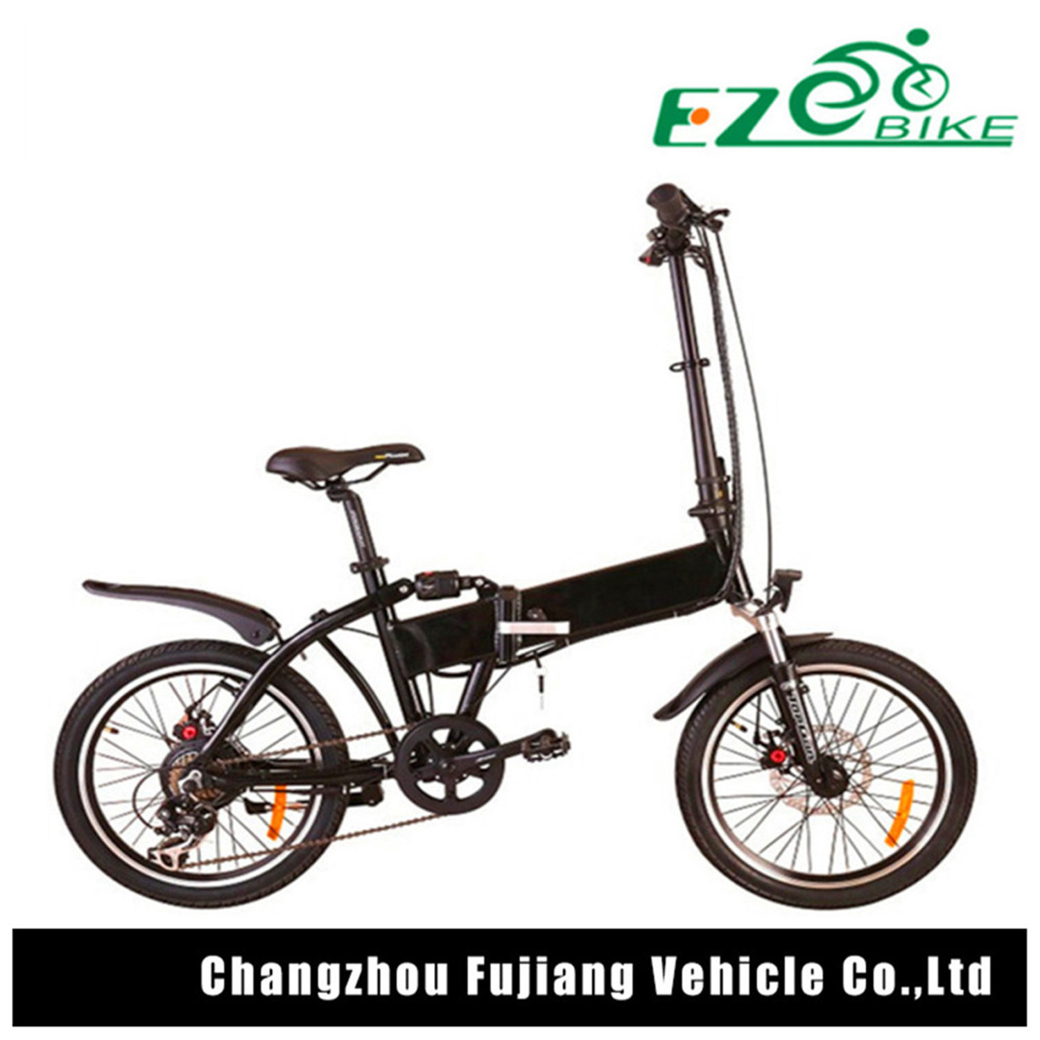 Lady Folding Electric Bicycle with Factory Price