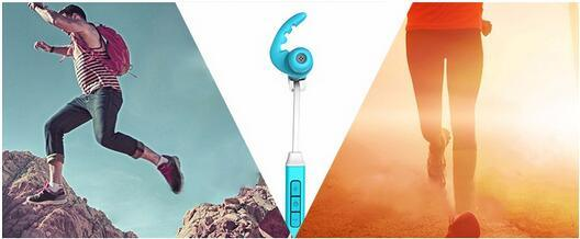 Multi Color V4.0 Sport Wireless Bluetooth Headset