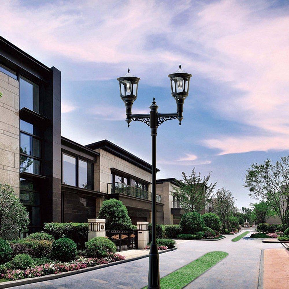 Modern Style Wireless LED Solar Garden Lighting