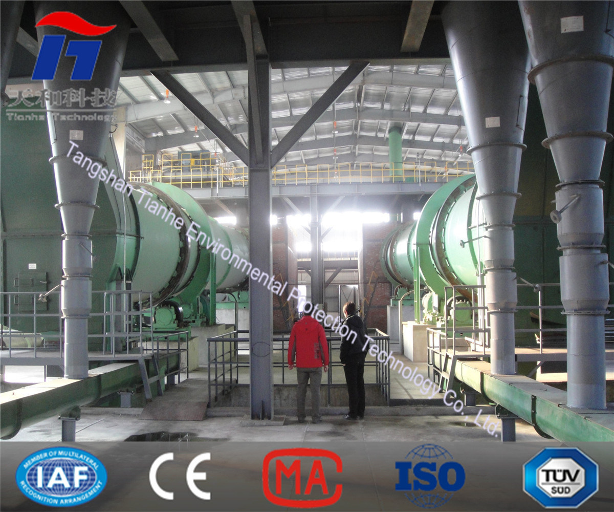 Mgt Efficiency Rotary Dryer/Drum Dryer/Rotary Kiln for Coal, Sluge and Slime Mining