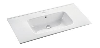 Feather Edge Basin Cabinet Sink (ETNA-100)