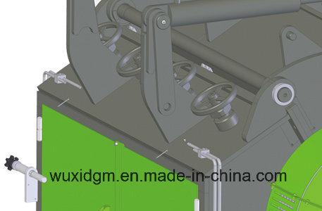 Dgp600500 Pipe Profile Sheet Granulators