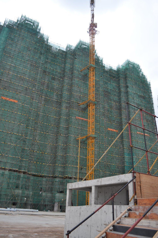 Stable Speed 2 Ton Capacity Sc200/200bd Construction Hoist