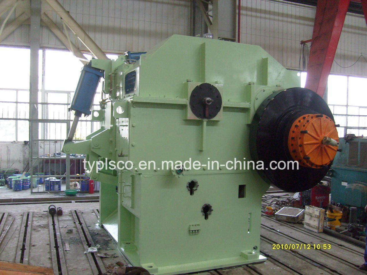 850 T Cold Shear of Rolling Mill