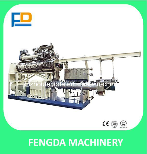 Fish Feed Mill Extruder for Animal Feed Processing Machine (TSE148)