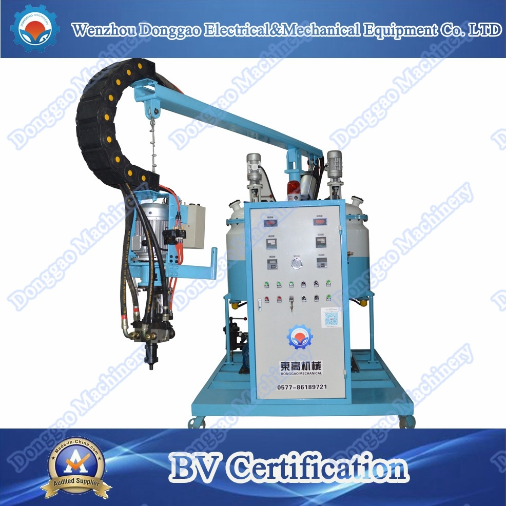 Two Component Polyurethane Toy Foaming Machine