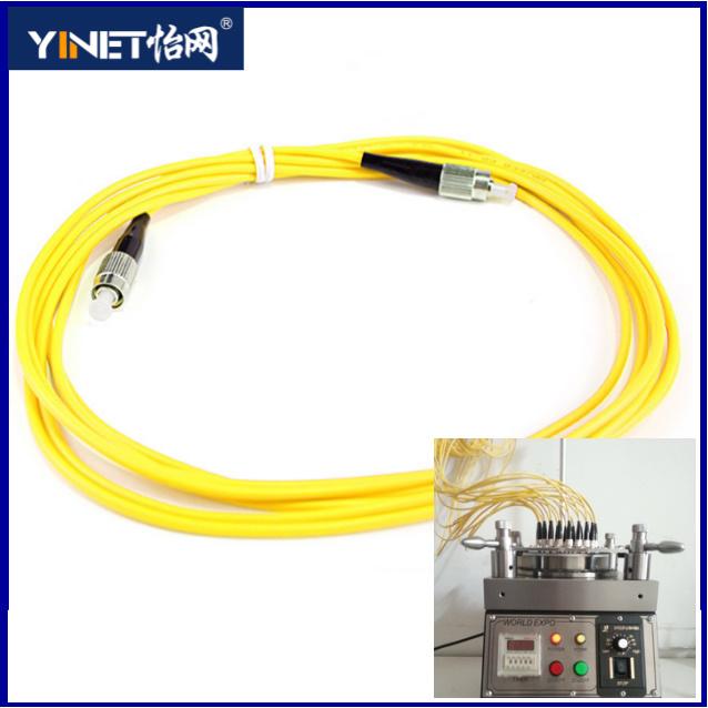 FC/Upc to FC/Upc Simplex Fiber Patch Cord 652D Single Mode