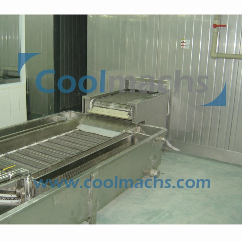 Spiral Freezer for Food / Fish / Meat / Chicken / Vegetables / Prepared Food
