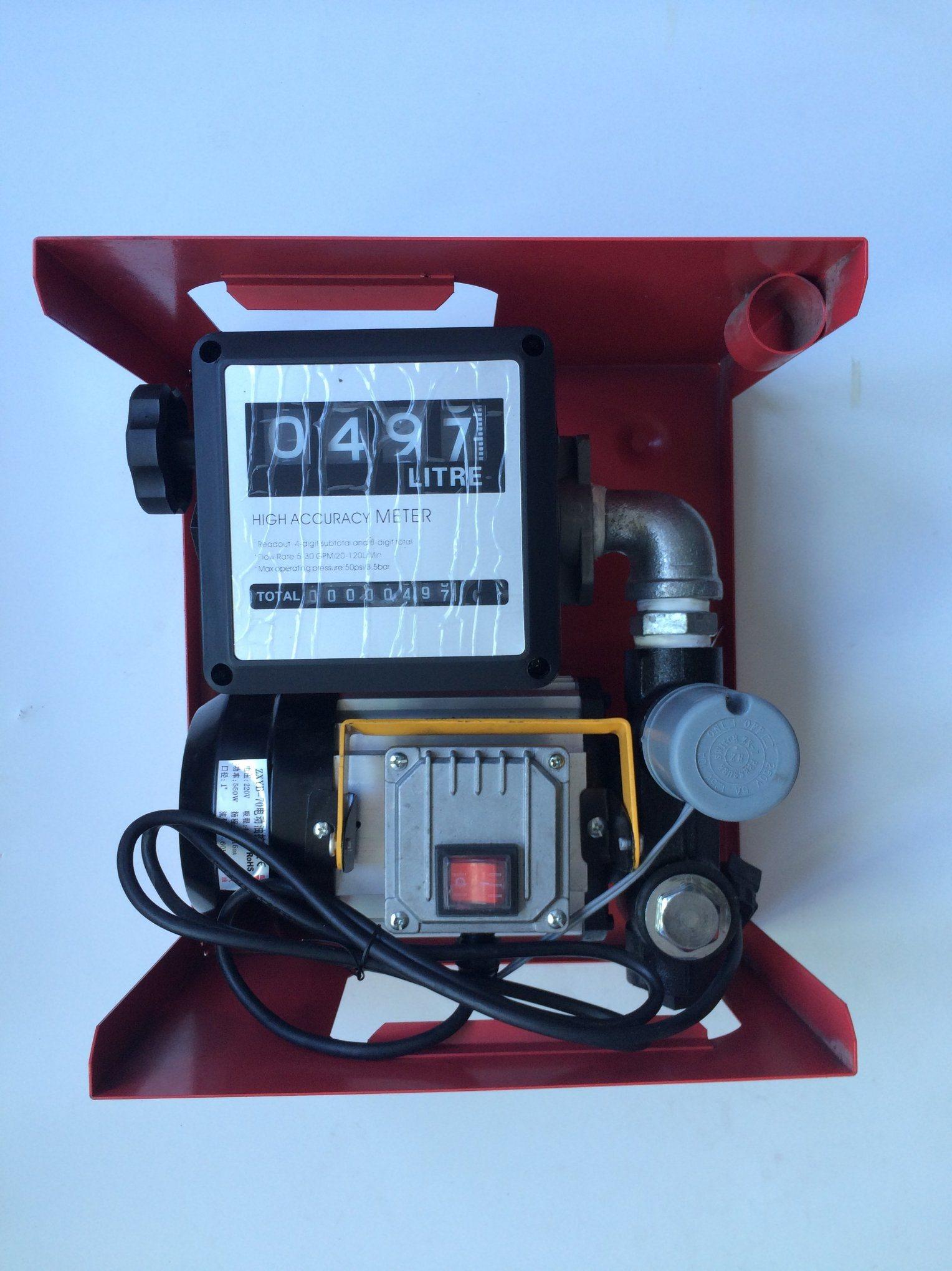 220V 550W Transfer Electric Pump Set Pump Assemble