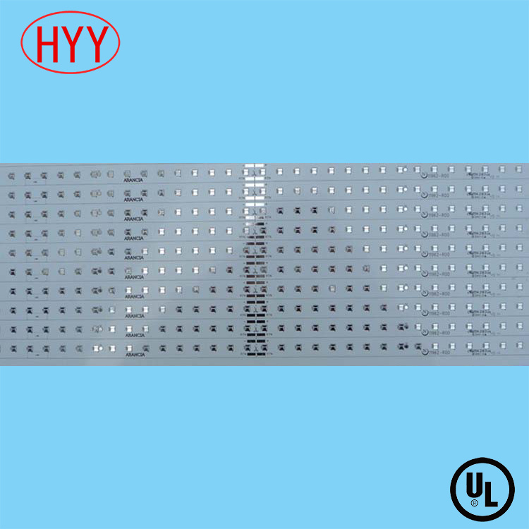 4 Layers Single Side PCB and PCBA Assembly Board (HYY-191)