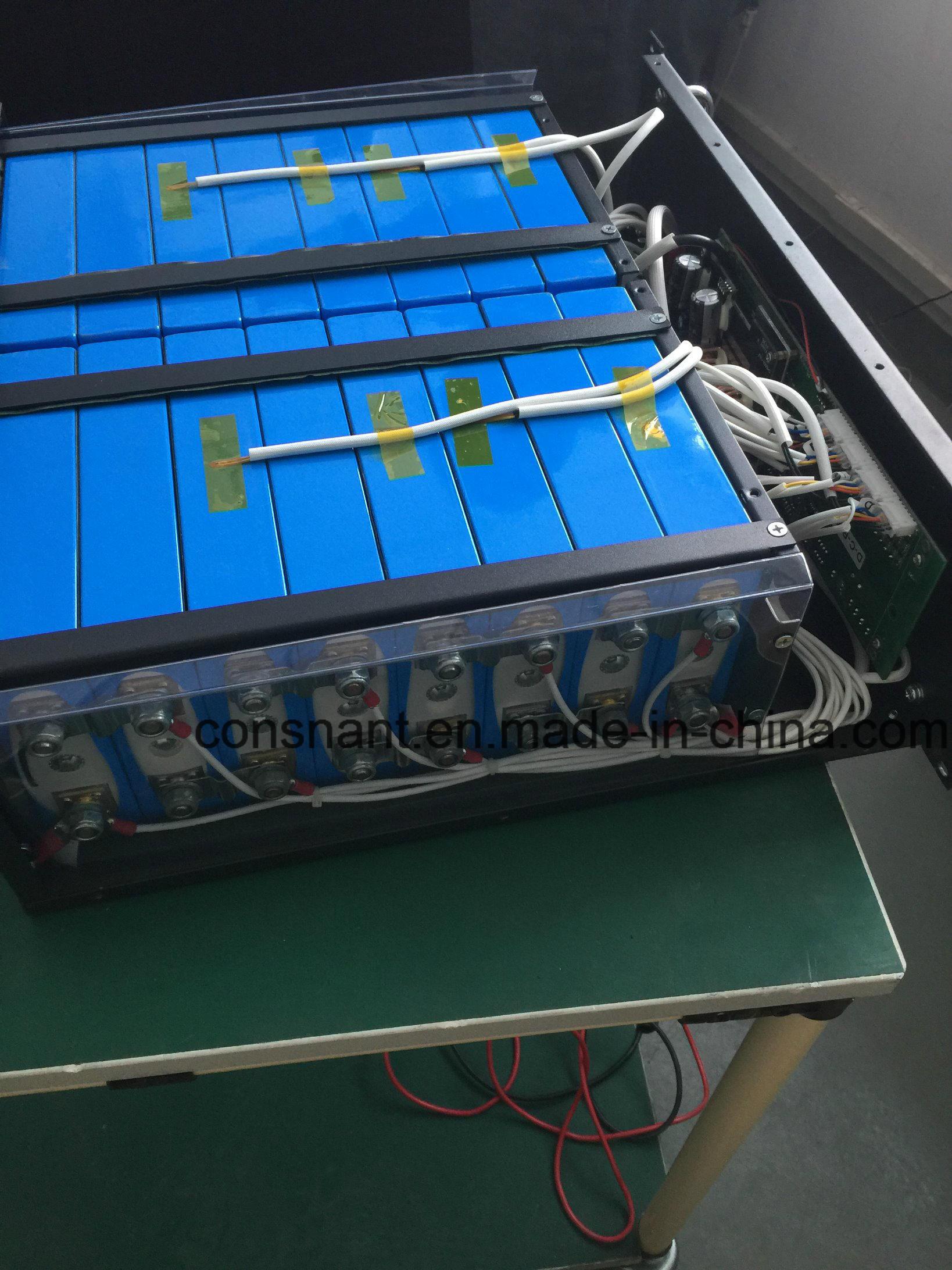 48VDC IP55 Outdoor Online UPS with Rack Mount Power Module
