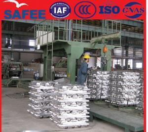 Aluminium Ingot Purity 97%-99.99% High Quality and Competitive Price