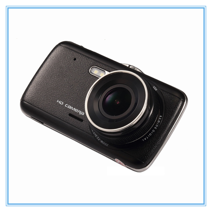 FHD 1080P Mini Car DVR Camera with Ldws Adas Distance Warning