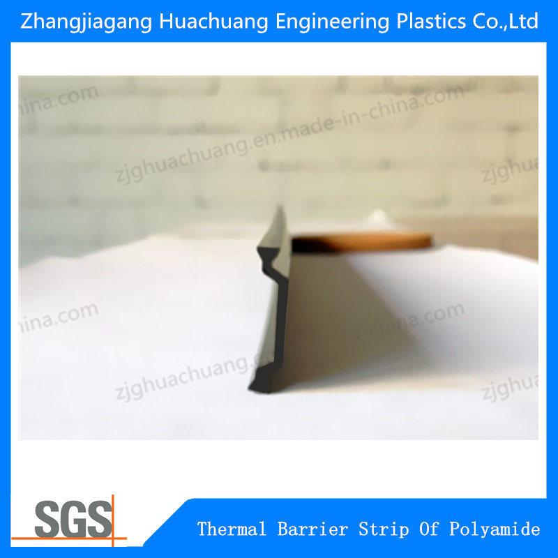 C Shape Polyamide Heat Broken Material for Aluminium Window 18.6 mm