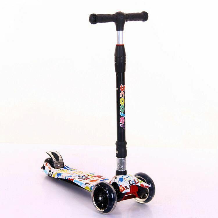 2017 New Model Mini Kids Scooter (LY-W-0027)