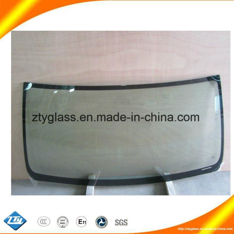 Auto Glass Laminated Windscreen for Nis San Navara