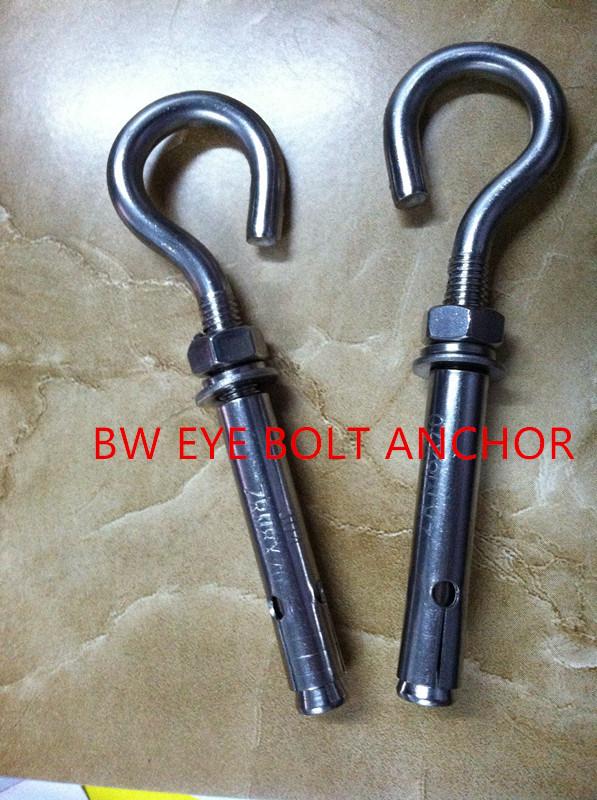 Stainless Steel Eye Bolt Anchor
