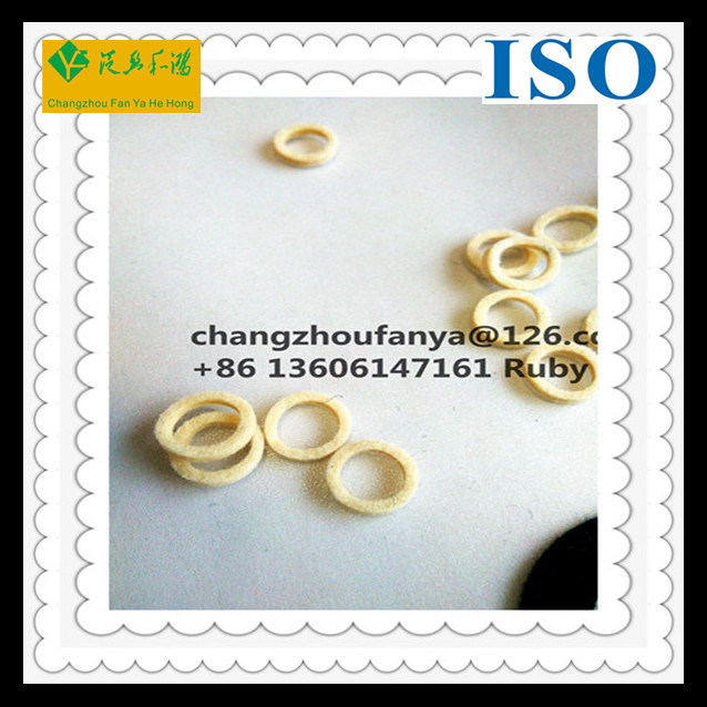 Customized Pressed Wool Felt Polishing Wheels