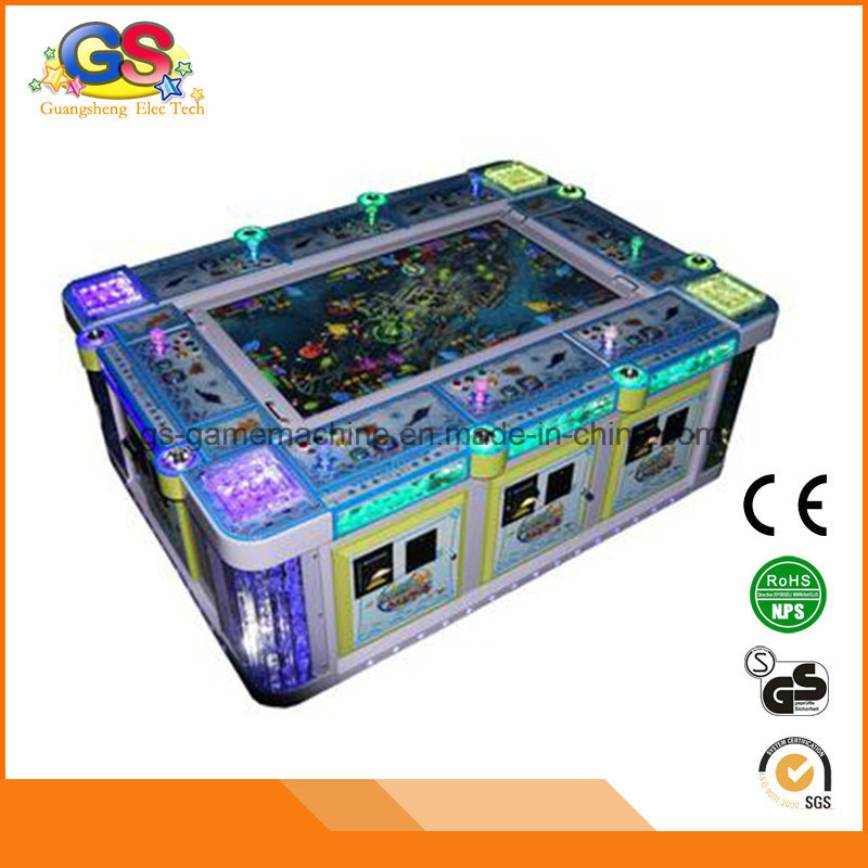 Ocean King 2 Shooting Hunter Slot Casino Electro Fishing Machine