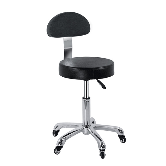 Airlift Backrest Cutting Stool Hair Salon Equipment Zc01