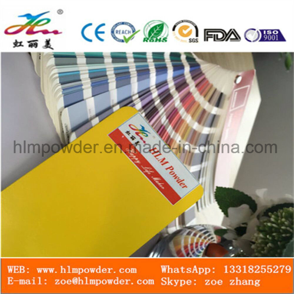 Outdoor Use Pure Polyester Powder Coating
