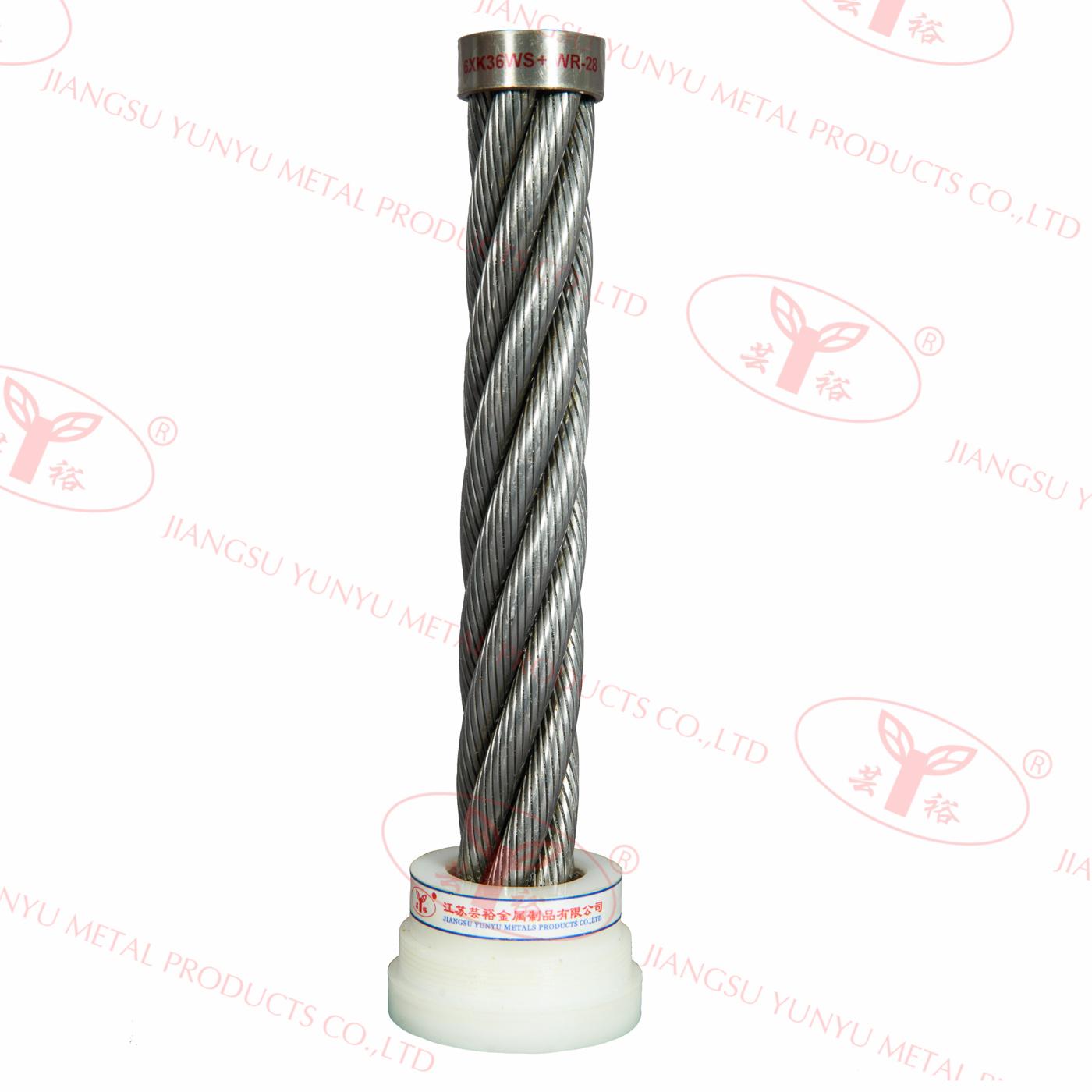 Compact Strand Wire Rope - 6xk31ws+Epiwrc