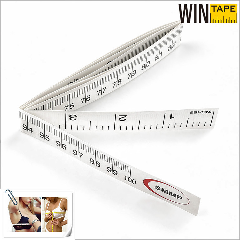 Tyvek Disposable Medical Paper Tape Measure for Measuring Baby Head