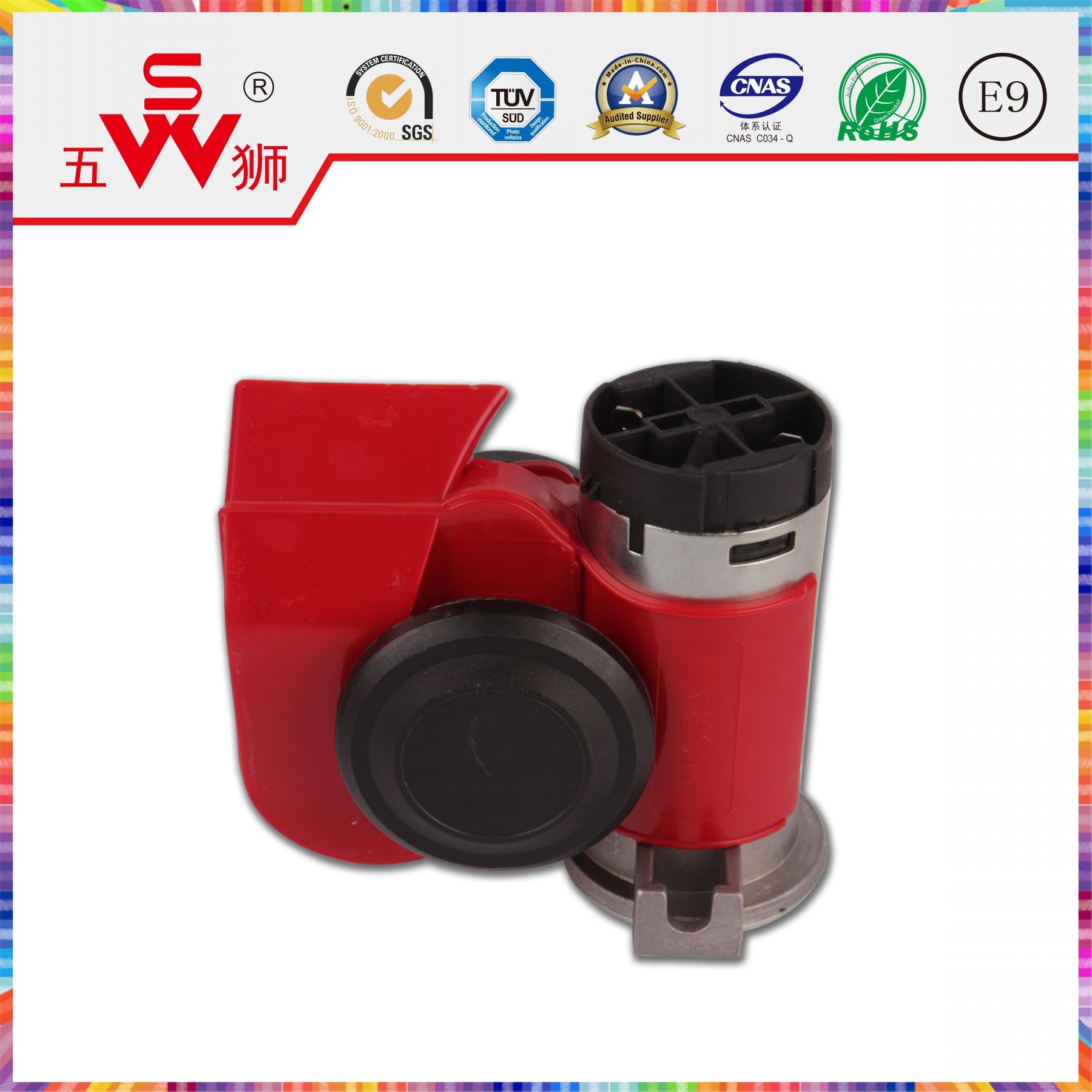 Can Accessories Air Horn for Car Parts