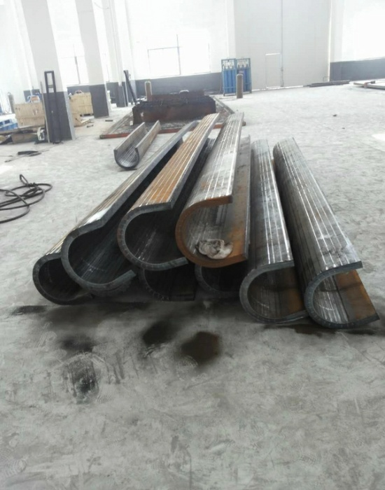 LSAW Super Thick Wall Double Seams Steel Pipe