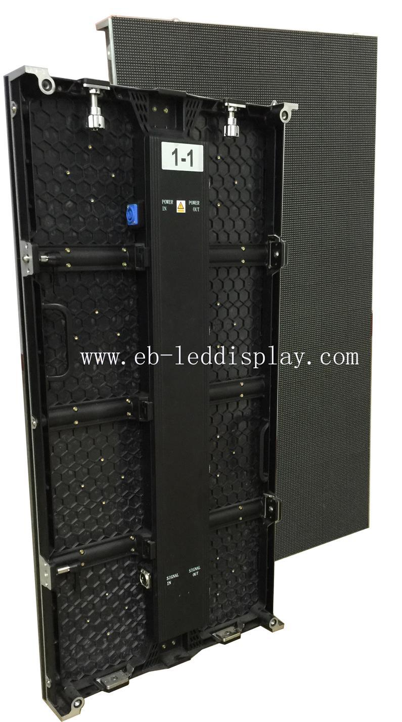 High-Quality Outdoor Indoor Stage LED Video Wall for Rental (P4-P5-P6)