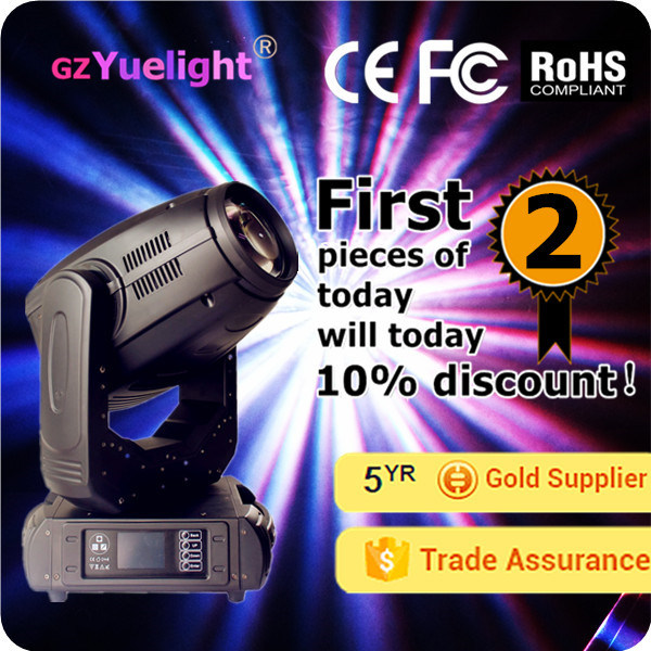 Yuelight 2015 Hot New Product Beam 280 Spot Wash Triple Play Moving Head Stage Light