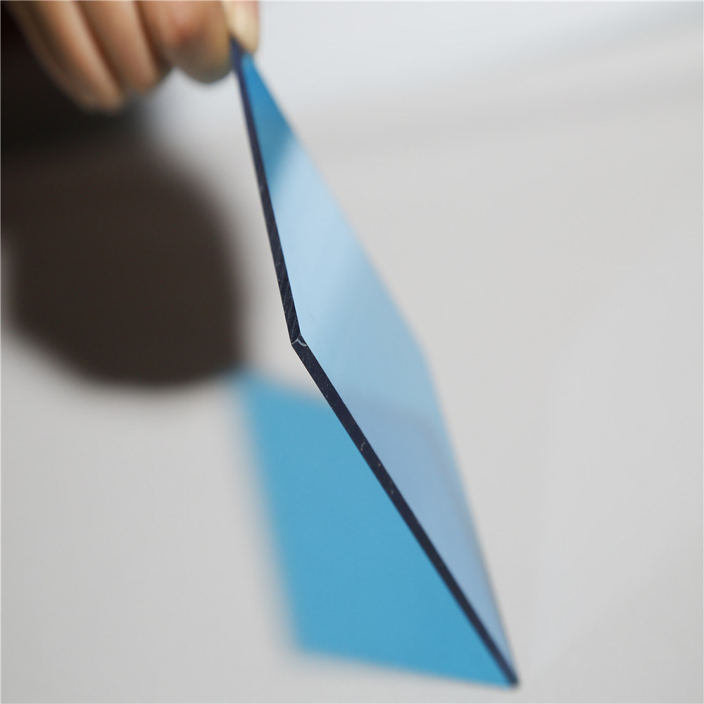 Flexible Heat Resistant Transparent Plastic Sheet