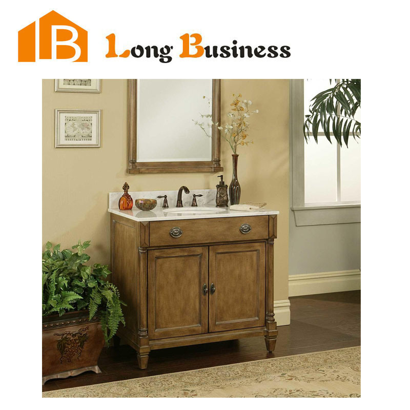 china solid wood bathroom cabinet bathroom storage vanity lb lx2140