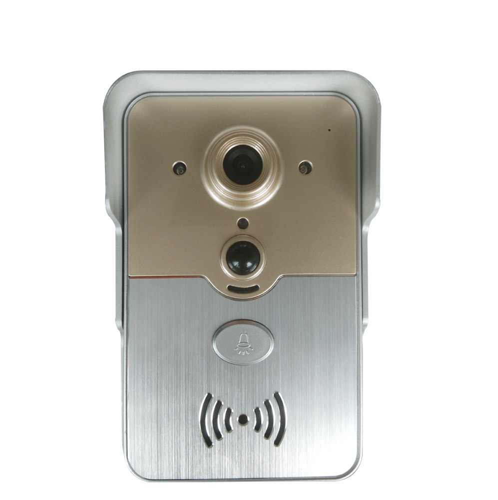 Wireless WiFi Video Door Phone Intercom Front Doorbell Camera