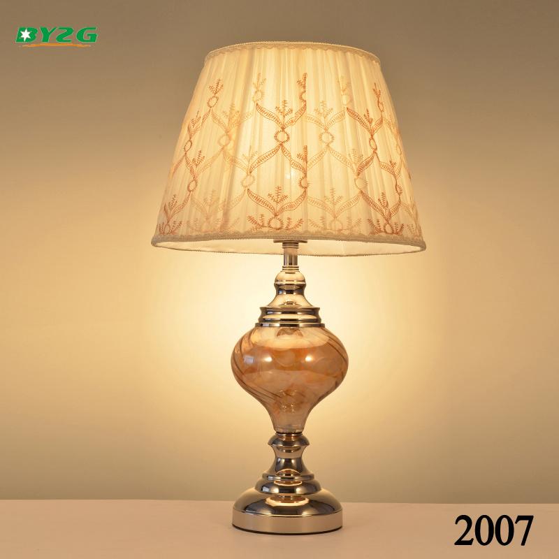 Modern Home Lighting Glass Table Lamp Light/Table Lighting Byzg 2007