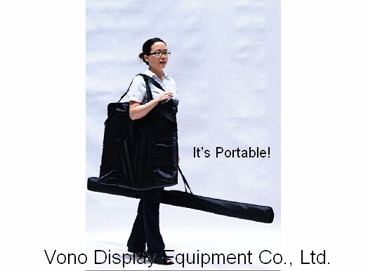 """Exhibition Monitor Stand 17"""" to 65′ Televisions Portable Display Products"""