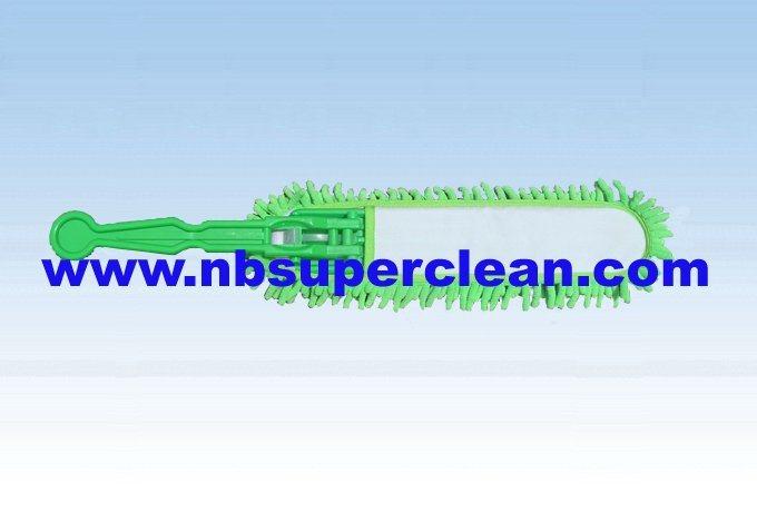 Microfiber Chenille Flexible Car Duster (CN1119)