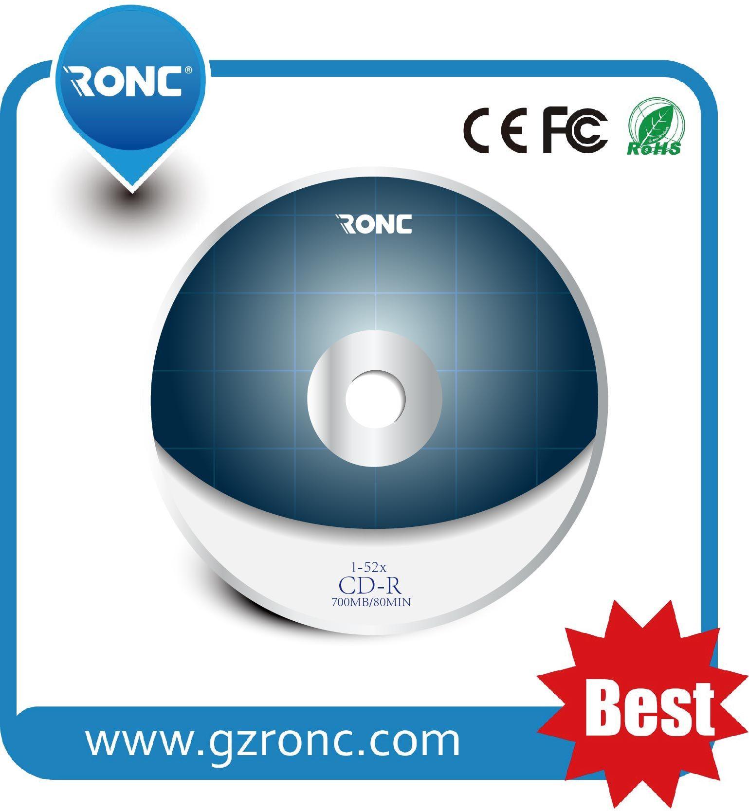 Wholesale Free Sample Blank CD-R