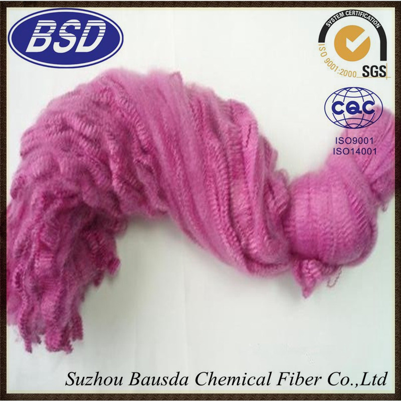 Great Low Price Polyester Staple Fiber PSF Tow for Carpet Rugs