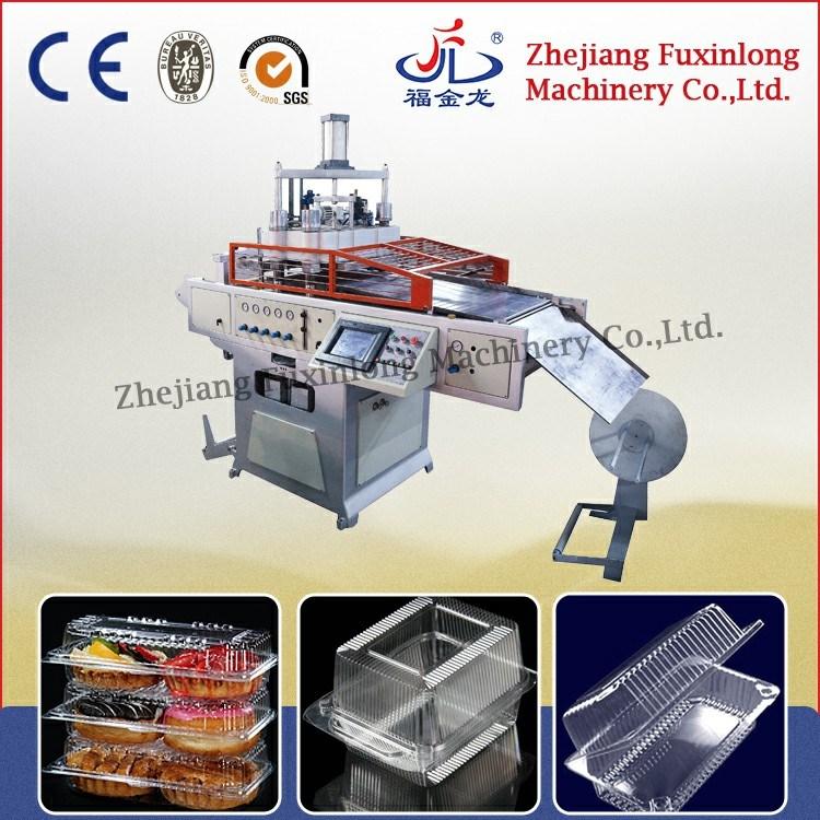 Automatic BOPS Thermoforming Machine, Cake Box Thermoforming Machine (FJL-510/570)