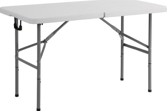 Easy Catering Folding Table, Plastic Table, Banquet Dining Table