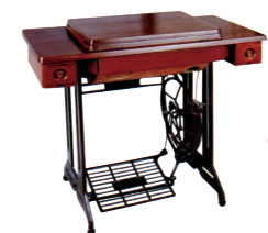 Stand and Table