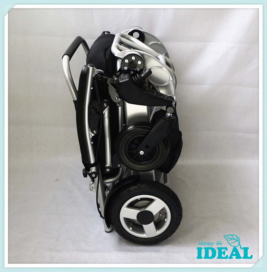Tiny 6 Folding Electric Wheelchair